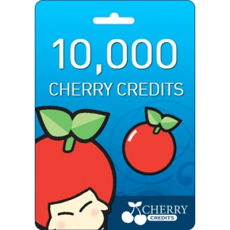 گیفت کارت  cherry 10000 cc