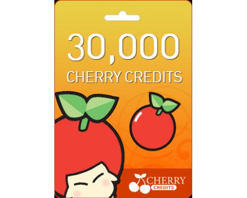 گیفت کارت  cherry 30000 cc