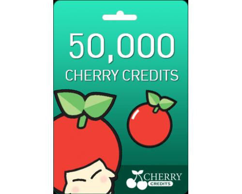 گیفت کارت  cherry 50000 cc