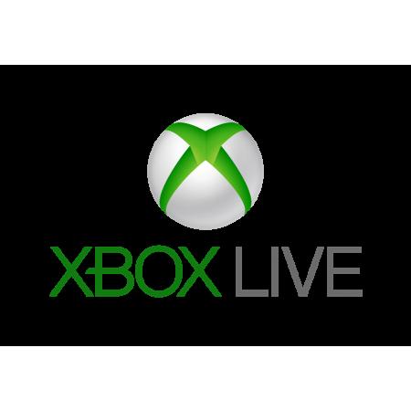 (XBOX LIVE GOLD 1 MONTHS (WORLDWIDE