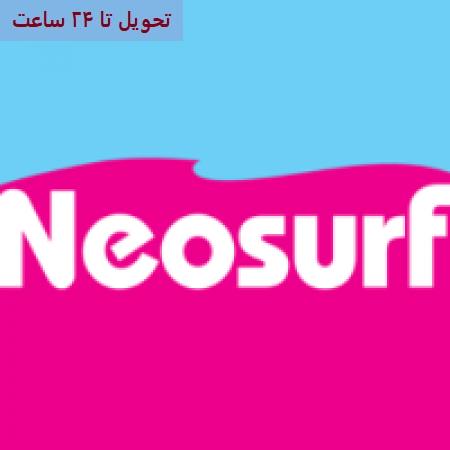 کارت 10 یورویی نئوسرف Neosurf