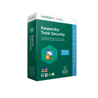 Kaspersky Total Security 2019  3pc/1year