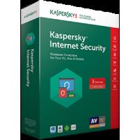 Kaspersky Internet Security 2019 3pc/1year