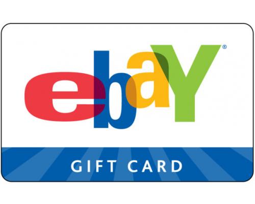گیفت کارت 5 دلاری ebay
