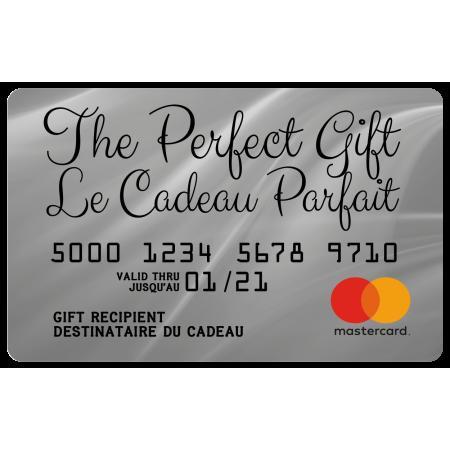 مسترکارت مجازی 100 دلاری کانادا