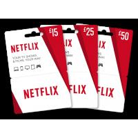 گیفت کارت 25 یورویی نتفلیکس Netflix