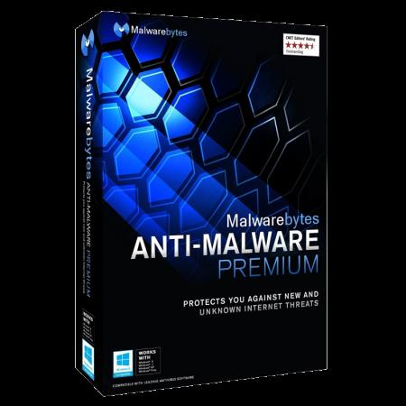 ضدبدافزار مالوربایتس Malwarebytes Anti-Malware