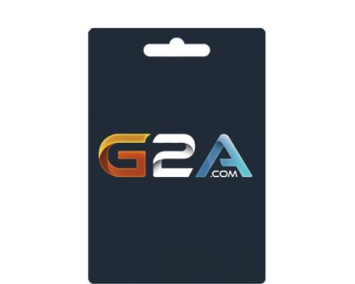 گیفت کارت 5 یورویی G2A