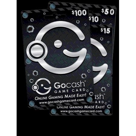 گیفت کارت 10 دلاری GoCash Game
