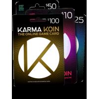 گیفت کارت 25 دلاری Karma Koin