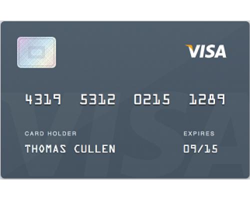 ویزا کارت مجازی 20 دلاری صادره از آمریکا