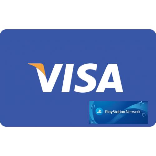 ادد ویزا کارت در اکانت پلی استیشن آمریکا