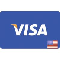 ویزا کارت مجازی 0.5 دلاری آمریکا