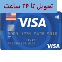 ویزا کارت مجازی آمریکا 50 دلاری(اعتبار بالا-پنل آنلاین)