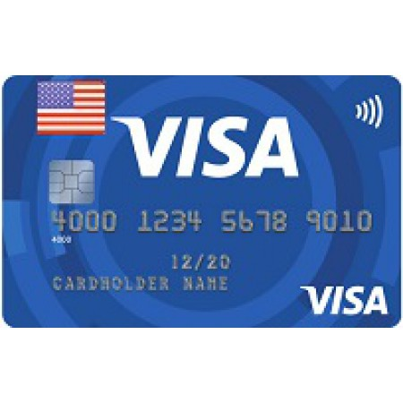 ویزا کارت مجازی 300$