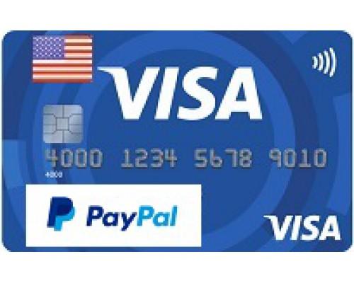 ویزا کارت مجازی آمریکا 5 دلاری(اعتبار بالا-پنل آنلاین)