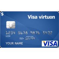 ویزا کارت مجازی 3 یورویی