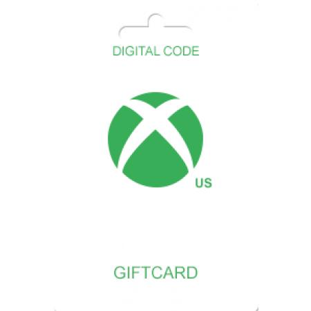 گیفت کارت 20 دلاری  (XBOX LIVE (usa